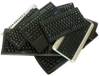 My old keyboards