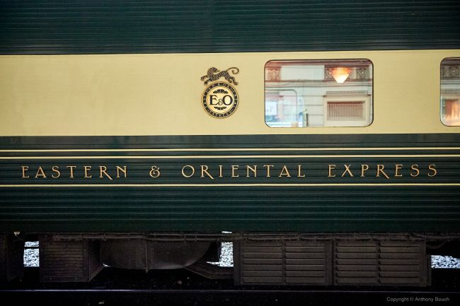 The Oriental Express