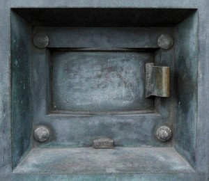 An Old Safe - by ed